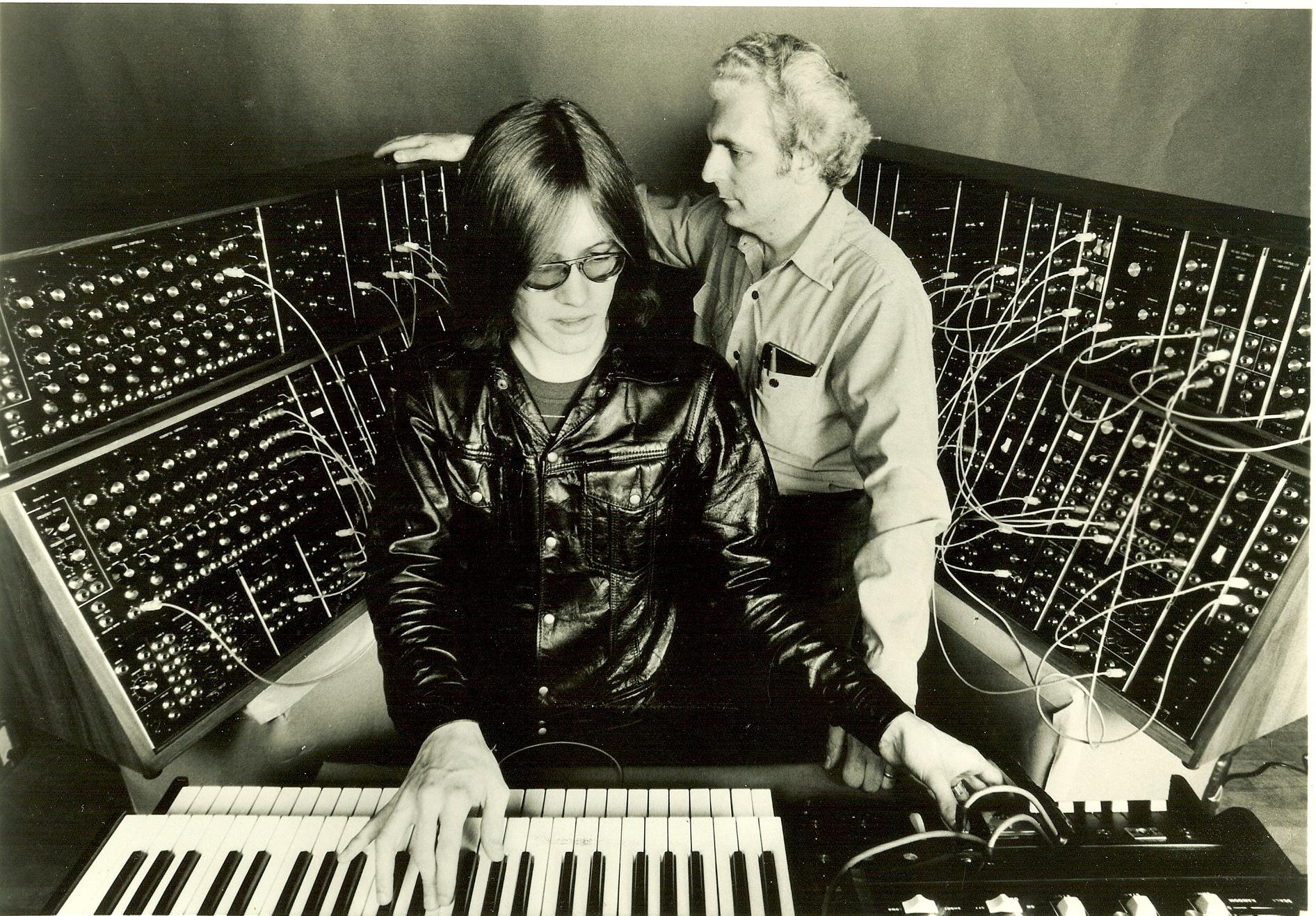 Photo #123 Bob and Roger Powell at Radio City NY