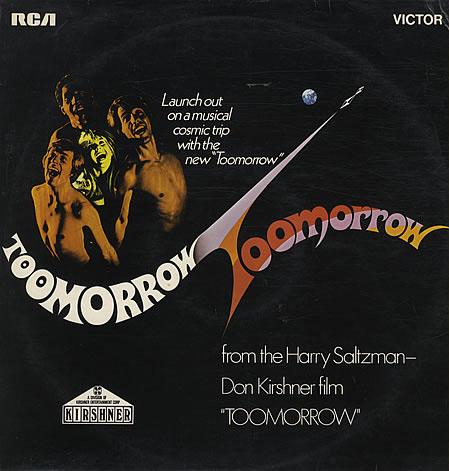 Toomorrow cover